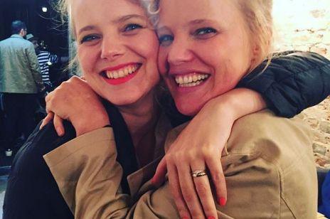 Jak wygląda siostra Joanny Kulig: Justyna Schneider też jest aktorką!