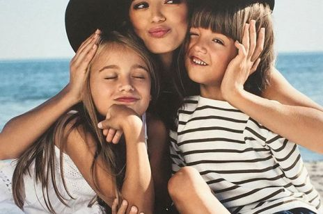 WOŚP 2019: fotografia Anny Przybylskiej z dziećmi wylicytowana za dużą kwotę