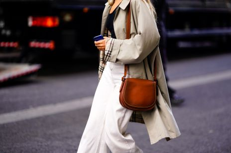 Beże i brąz trendy moda wiosna 2019