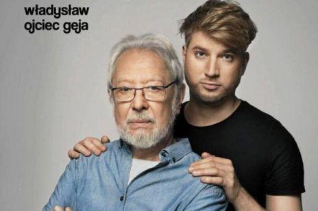 Władysław Kowalski wystąpił w kampanii z synem gejem