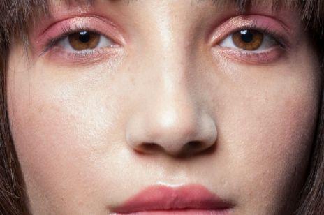 Makijaż oka na wiosnę