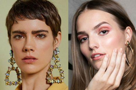 Modny makijaż na wiosnę 2019
