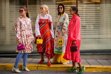 Sukienki na wiosnę 2019: trendy moda wiosna 2019