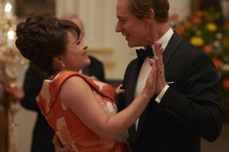 The Crown sezon 3: Helena Bohnam Carter i Ben Daniels