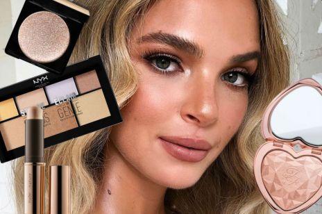 Makijaż rozświetlający na wiosnę - 10 najlepszych rozświetlaczy, jakich używałyśmy