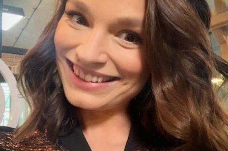 """Anna Starmach o swoim ciele po ciąży: """"Zamiast katować się na siłowni, wolę tulić córkę"""""""