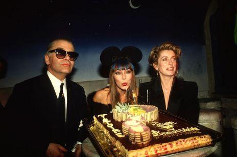 Te kobiety były największym muzami Karla Lagerfelda