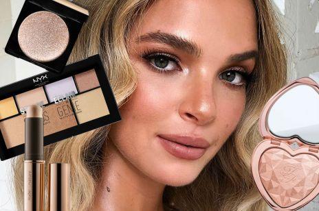 Makijaż rozświetlający na wiosnę