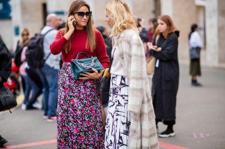Spódnice na wiosnę 2019: trendy moda wiosna 2019