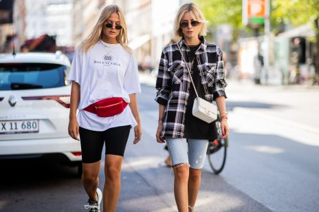 Trendy moda wiosna 2019: trendy z lat 90-tych