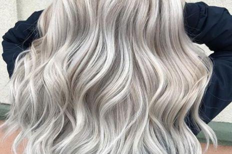 Ash silver - ten kolor włosów będzie hitem wiosny!