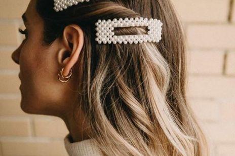 Akcesoria z perłami: super trend moda wiosna 2019