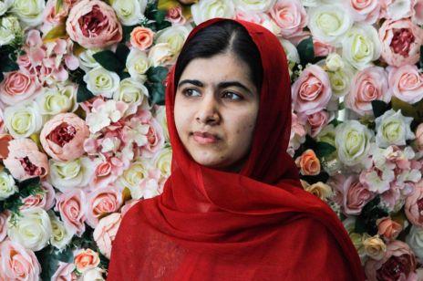 Malala Yousafzai – dziewczynka z książką, która nie bała się Talibów