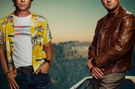 """Once Upon a Time in Hollywood"" - jest pierwszy plakat z filmu Tarantino"