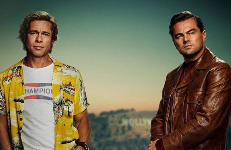 """Once Upon a Time in Hollywood"" - plakat z filmu"