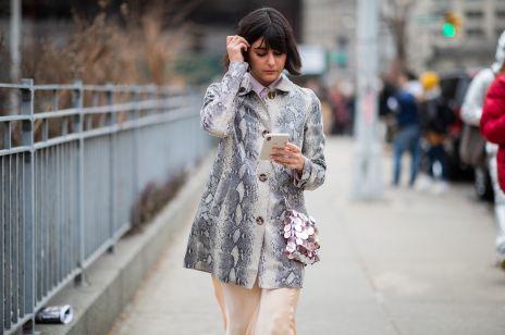 Zwierzęce wzory trendy moda wiosna 2019