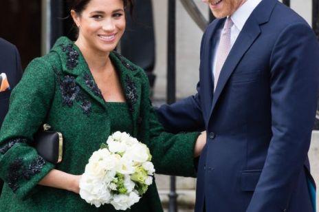 """""""Harry and Meghan: Becoming Royal"""" – są pierwsze kadry z filmu o miłości książęcej pary"""