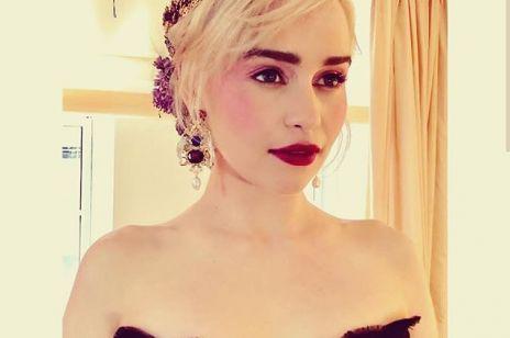"""Emilia Clarke o swojej ciężkiej chorobie: """"Byłam bliska śmierci"""""""