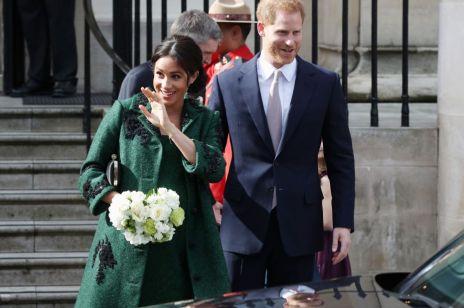 Meghan Markle i książę Harry mają własne konto na Instagramie!