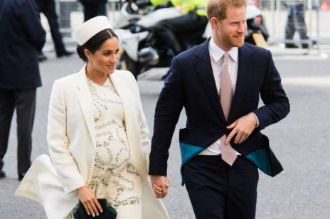 """Meghan Markle nie wyjdzie do fotoreporterów tuż po porodzie? """"To promowanie fałszywego wizerunku kobiety w połogu"""""""