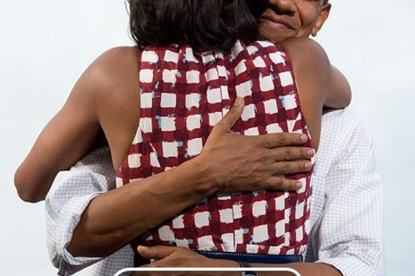 Obama pokazał urocze zdjęcie z Michelle z okazji jej urodzin