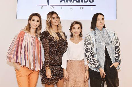 Gwiazdy na pokazie Fashion Designer Awards 2019: Agnieszka Hyży, Magda Pieczonka, Joanna Sokołowska-Pronobis, Joanna Horodyńska