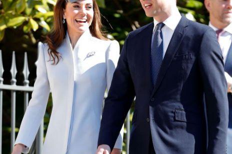 Kate i William pogratulowali Meghan i Harry'emu narodzin syna: w sieci zawrzało
