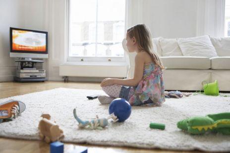 O tej porze telewizja szkodzi dzieciom najbardziej!