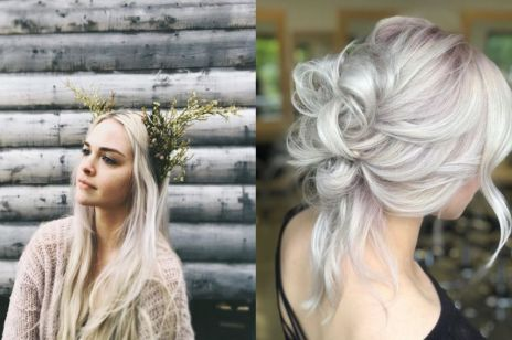 Nordycki blond to najmodniejszy odcień włosów na lato