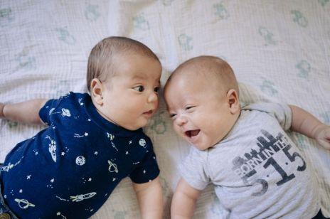 Na świat przyszły bliźnięta o różnym kolorze skóry!