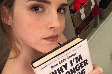 Emma Watson w poruszającym wyznaniu: chodzi o molestowanie!