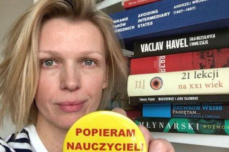 """Magda Mołek szczerze o macierzyństwie: """"też mi się czasem chce płakać ze zmęczenia"""""""