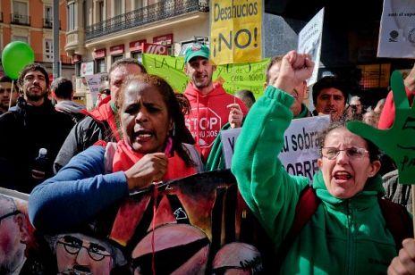 Hiszpanki wyszły na ulice: mówią dość kulturze macho