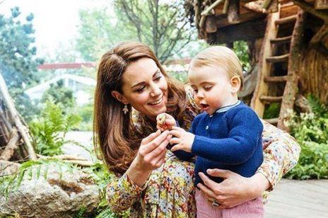 Nowe zdjęcia Kate Middleton z księciem Williamem i dziećmi są urocze!