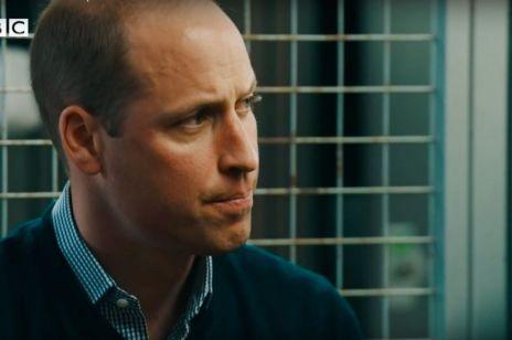 """""""Ból jak żaden inny"""": książę William po raz pierwszy szczerze o śmierci matki"""