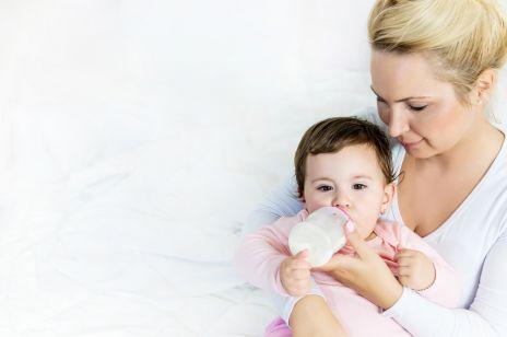 Mleko dla niemowląt
