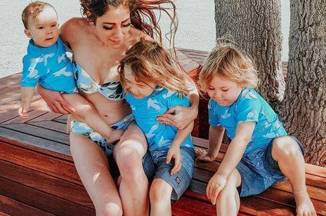 """""""Czułam się uwięziona we własnym ciele"""" - Mama trójki dzieci o tym, jak zdobyła pewność siebie"""