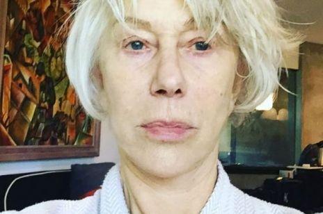 Helen Mirren pokazała się bez makijażu: MUSICIE zobaczyć reakcję fanów