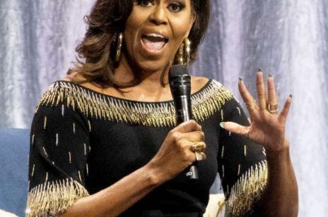 Michelle Obama najbardziej podziwianą kobietą na świecie? Ranking popularności