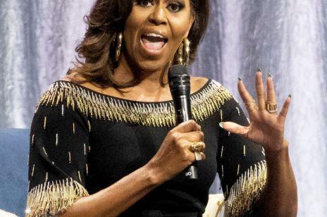 Michelle Obama - najbardziej podziwiana kobieta na swiecie
