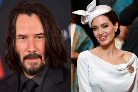 Angelina Jolie ma romans z Keanu Reeves?