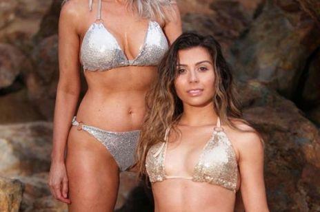 55-letnia modelka pokazała się w bikini: jest inspiracją dla wielu kobiet!