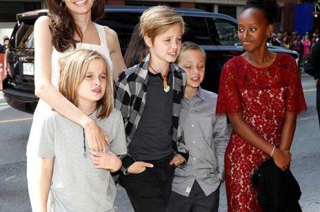 Angelina Jolie dała córkom ważną życiową radę. Każda młoda kobieta powinna ją kiedyś usłyszeć