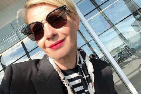 Małgorzata Kożuchowska w nowej fryzurze: fani zachwyceni