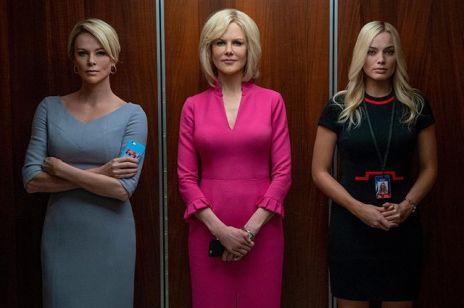 Bombshell, czyli Nicole Kidman, Margot Robbie, Charlize Theron w nowości kinowej