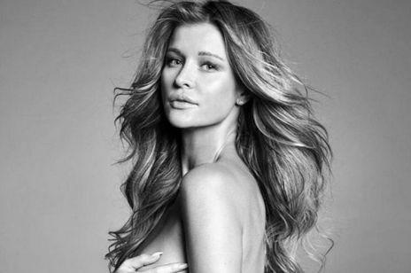 Joanna Krupa, ciężarna modelka wystąpiła nago na okładce tygodnika - sesja zachwyca!