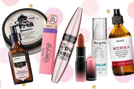 TOP 12 nowości kosmetycznych rekomendowanych przez redakcję