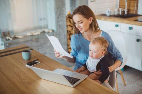 Ulga na dziecko urodzone W TRAKCIE roku: ile można zyskać?