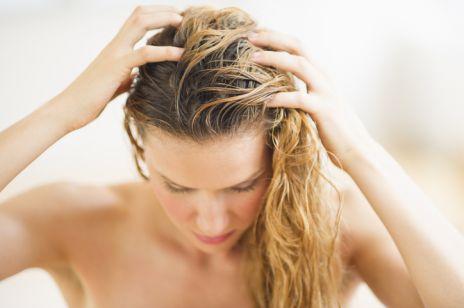 Peeling do skóry głowy