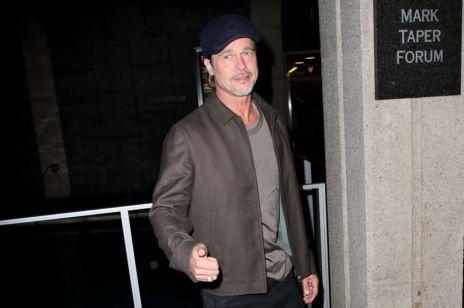 Brad Pitt ma nową partnerkę? Kim jest wybranka aktora?